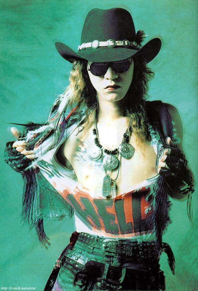 taiji002 Reporte: La Muerte de Taiji, ex bajista de X Japan.